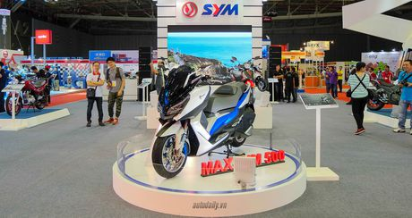"""Xem lai dan xe concept an tuong vua """"dat chan"""" den Viet Nam - Anh 5"""
