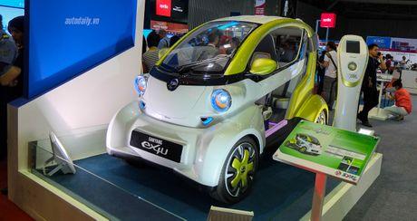 """Xem lai dan xe concept an tuong vua """"dat chan"""" den Viet Nam - Anh 6"""