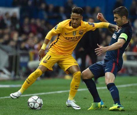 """Chum anh: Barca """"sa lay"""" o Vicente Calderon - Anh 4"""