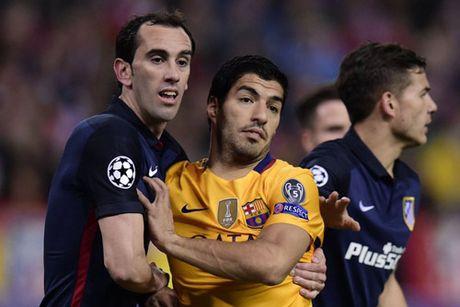 """Chum anh: Barca """"sa lay"""" o Vicente Calderon - Anh 5"""