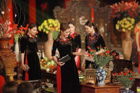 Nguoi dan ong thiet ke ao dai cho Tan chu tich Quoc hoi - Anh 4