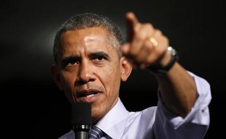 Ban tin 8H: Ong Obama tuyen bo quet sach IS khoi Trai Dat - Anh 1