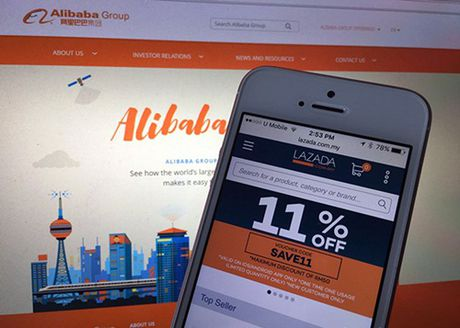 Dang sau thuong vu ty USD Alibaba - Lazada - Anh 1
