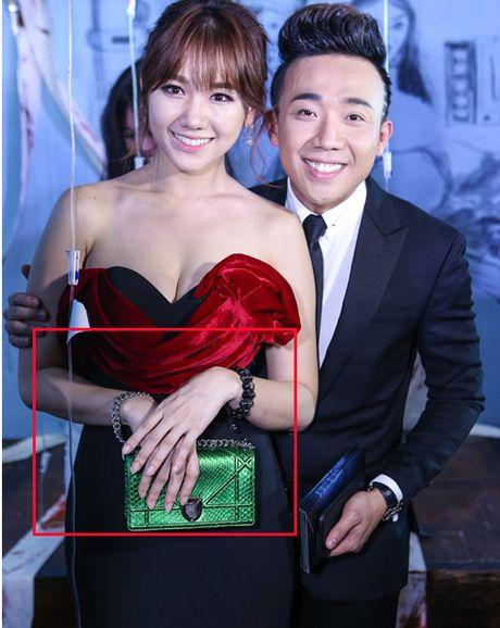 Ngo ngang su thay doi cua Hari Won khi yeu Tien Dat va Tran Thanh - Anh 1
