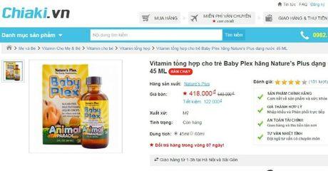 """Ha Noi: Dung chieu bai hang """"xach tay"""", mot cong ty bi phat 9 trieu dong - Anh 2"""