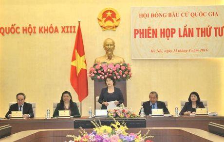 Co 149 don, thu khieu nai, to cao kien nghi gui den Hoi dong bau cu quoc gia - Anh 1