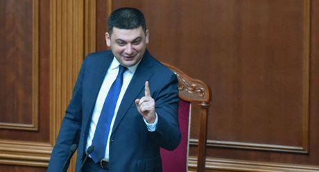 Ukraina bo nhiem tan thu tuong - Anh 1