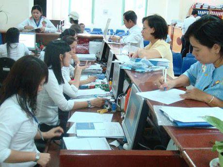 Quy 1/2016, tang 11,5 nghin nguoi tham gia BHXH - Anh 1