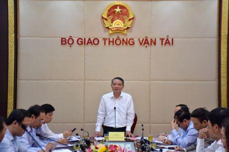 "Cai cach hanh chinh la nhiem vu ""song con"" cua nganh GTVT - Anh 1"