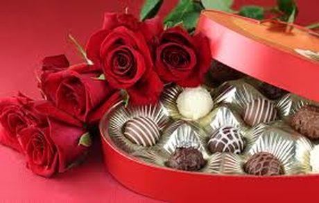 Y nghia cua Valentine: valentine do, valentine trang va valentine den - Anh 1