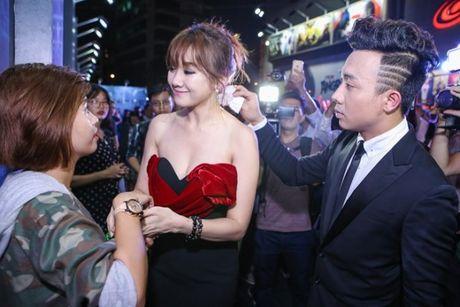 Cham soc Hari Won nhu 'bau vat', Tran Thanh bi nghi 'dien sau' - Anh 10