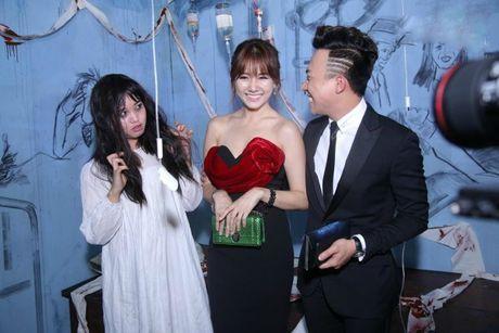 Cham soc Hari Won nhu 'bau vat', Tran Thanh bi nghi 'dien sau' - Anh 4