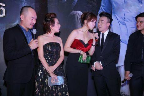 Cham soc Hari Won nhu 'bau vat', Tran Thanh bi nghi 'dien sau' - Anh 5
