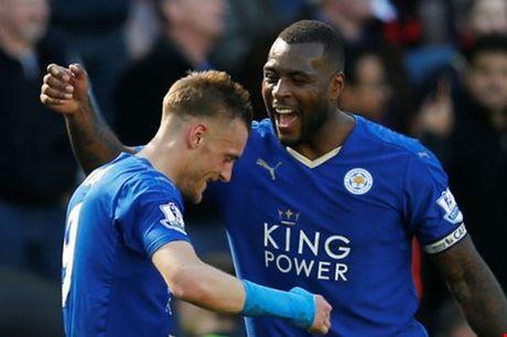 Leicester City chiem nua danh sach de cu cau thu xuat sac - Anh 1