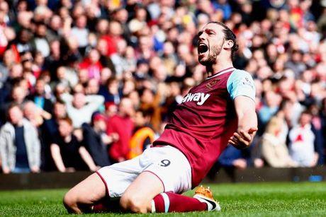 West Ham 0-0 Man Utd (H1): Fellaini, Lingard bo lo co hoi - Anh 13