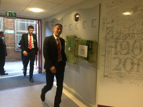 West Ham 0-0 Man Utd (H1): Fellaini, Lingard bo lo co hoi - Anh 4