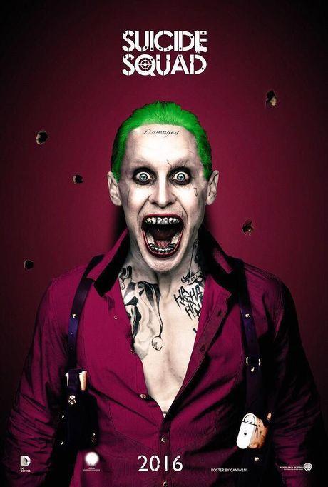 'Joker' tang qua nhay cam cho ban dien - Anh 2
