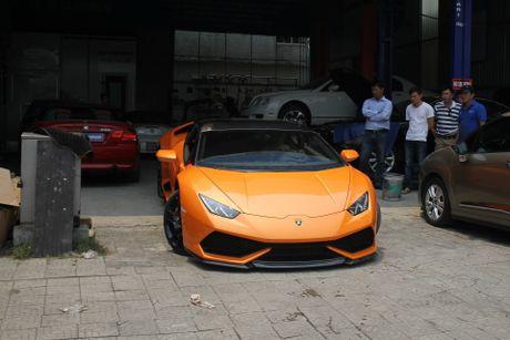 Lamborghini Huracan do po tram trieu o Da Nang - Anh 10
