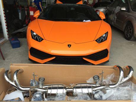 Lamborghini Huracan do po tram trieu o Da Nang - Anh 1