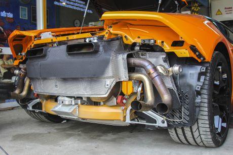 Lamborghini Huracan do po tram trieu o Da Nang - Anh 2