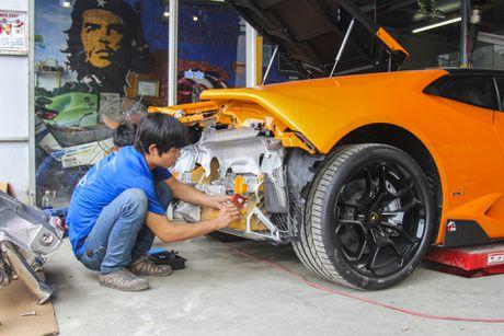 Lamborghini Huracan do po tram trieu o Da Nang - Anh 4