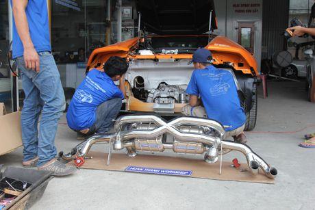 Lamborghini Huracan do po tram trieu o Da Nang - Anh 5