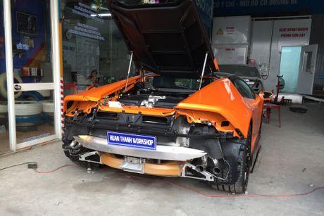Lamborghini Huracan do po tram trieu o Da Nang - Anh 9