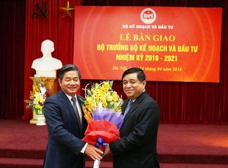 Bo truong Bui Quang Vinh chinh thuc roi ghe Tu lenh nganh - Anh 1