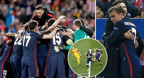 Barca thua, Ancelotti ly giai loi nguyen Champions League - Anh 1