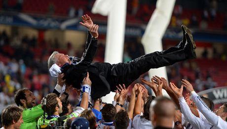 Barca thua, Ancelotti ly giai loi nguyen Champions League - Anh 2