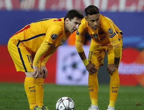 Barca thua, Ancelotti ly giai loi nguyen Champions League - Anh 4