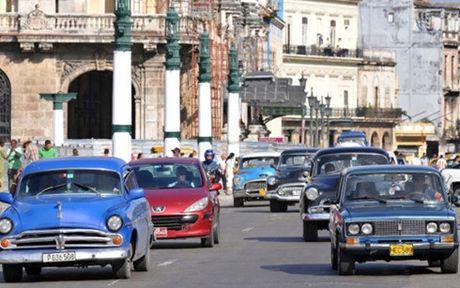 Cuba: Doanh nghiep tu nhan nam giu thi truong ban buon - Anh 1