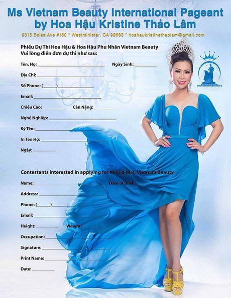 Luat su Tu Huy Hoang lam khach moi dac biet cua Ms Vietnam Beauty International Pageant - Anh 4