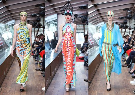 J Summer Fashion Show: Trinh dien thoi trang tren dong song Seine - Anh 3