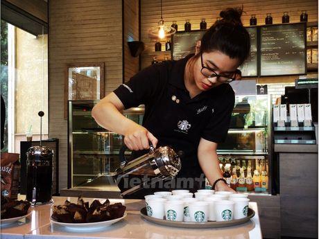 Starbucks ra mat Frappuccino huong vi doc dao danh rieng He 2016 - Anh 1