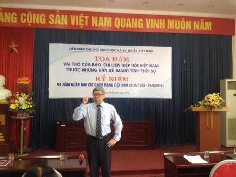 Lien Hiep Hoi ky niem 91 nam ngay Bao chi Viet Nam - Anh 1