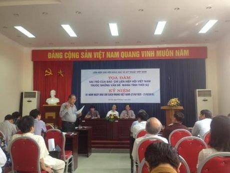 Lien Hiep Hoi ky niem 91 nam ngay Bao chi Viet Nam - Anh 2