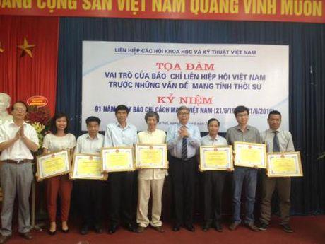 Lien Hiep Hoi ky niem 91 nam ngay Bao chi Viet Nam - Anh 3
