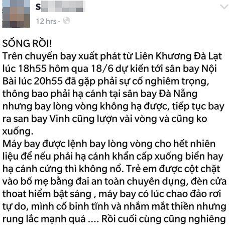 Khong co viec dieu chinh duong bay dan su - Anh 2