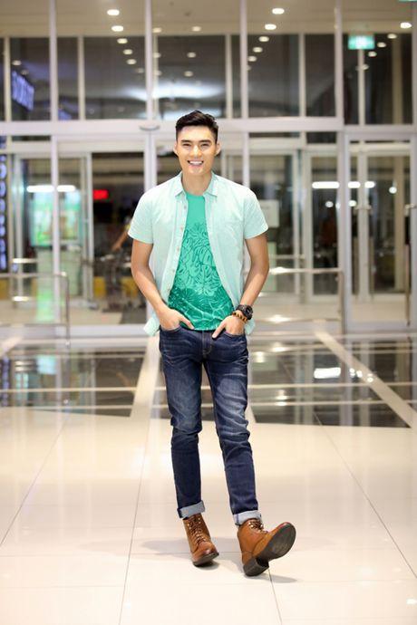 Quynh Chau, Quang Hung quan quit khi hop fan o HN - Anh 3