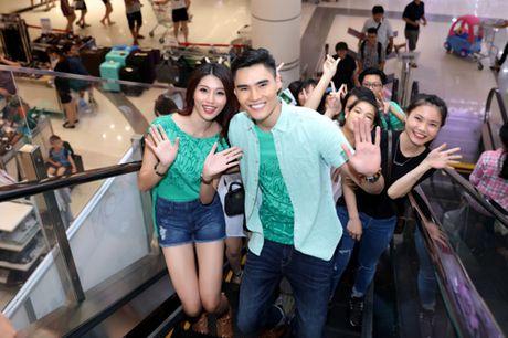 Quynh Chau, Quang Hung quan quit khi hop fan o HN - Anh 4