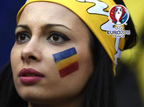 Ngan ngo truoc dan CDV xinh dep cua DT Romania - Anh 3
