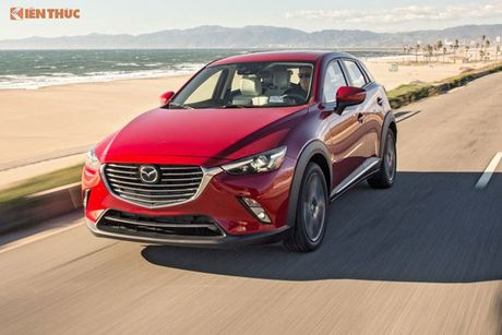 Mazda CX-3 phien ban 2016 an toan nhu the nao? - Anh 1
