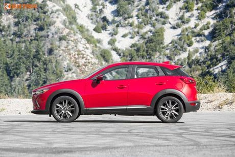 Mazda CX-3 phien ban 2016 an toan nhu the nao? - Anh 2