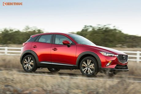 Mazda CX-3 phien ban 2016 an toan nhu the nao? - Anh 4
