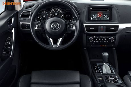 Mazda CX-3 phien ban 2016 an toan nhu the nao? - Anh 6
