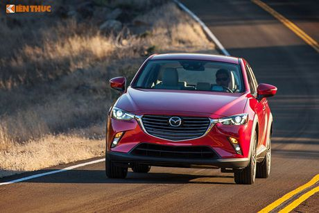 Mazda CX-3 phien ban 2016 an toan nhu the nao? - Anh 8