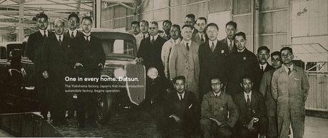 80 nam – Khang dinh thuong hieu xe ban tai Nissan - Anh 1