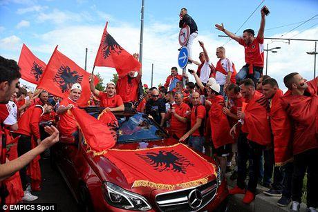 Link sopcast xem bong da Euro truc tiep Romania vs Albania - Anh 1