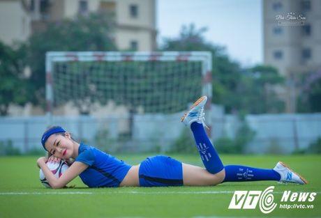 Hot girl Ha thanh xinh dep du doan doi tuyen Phap vo dich Euro 2016 - Anh 11